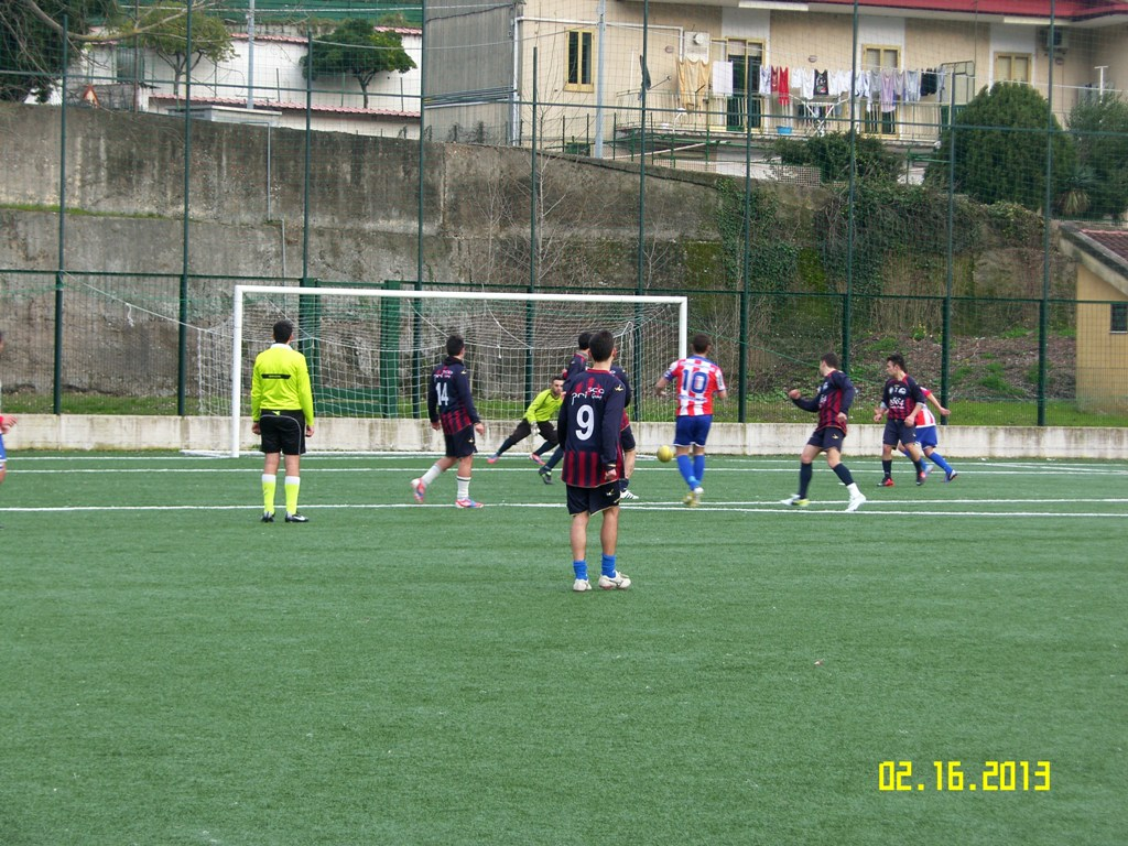 Olympic Salerno - Spes Battipaglia 5-1