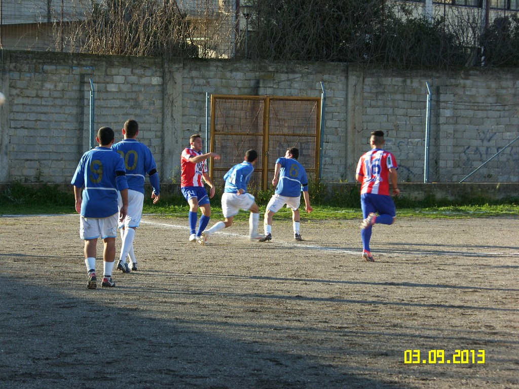 Evoli - Olympic Salerno 2-0