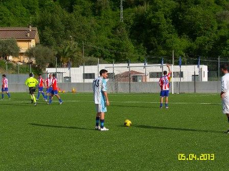 Olympic Salerno - E.P. Portofino 5-2