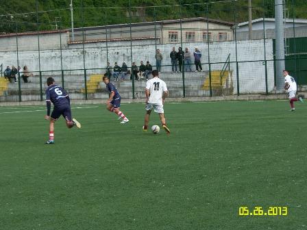 Atletico Per Niente - Olympic Salerno 4-1