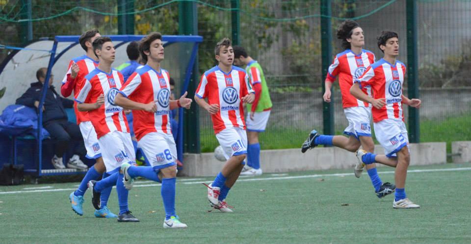 Olympic Salerno - Intercasali 2005 5-2