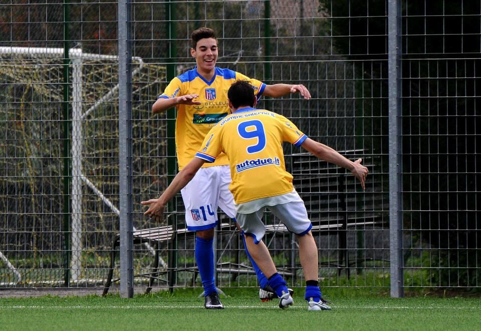 Olympic Salerno - Volcei Calcio 5-2