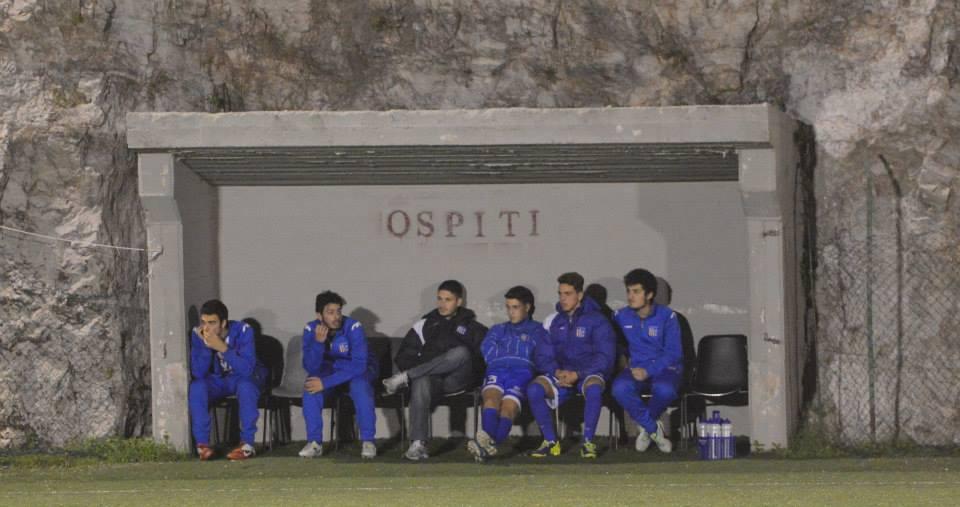 Comprensorio Valcalore - Olympic Salerno 1-2