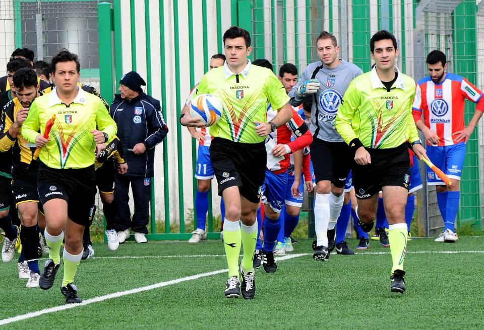 Olympic Salerno - Cilento Calcio 2-1