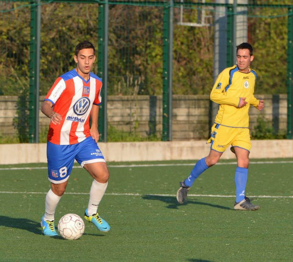 Olympic Salerno - Solofra 10-0