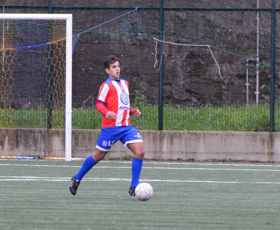 Olympic Salerno - Giffonese 2-2