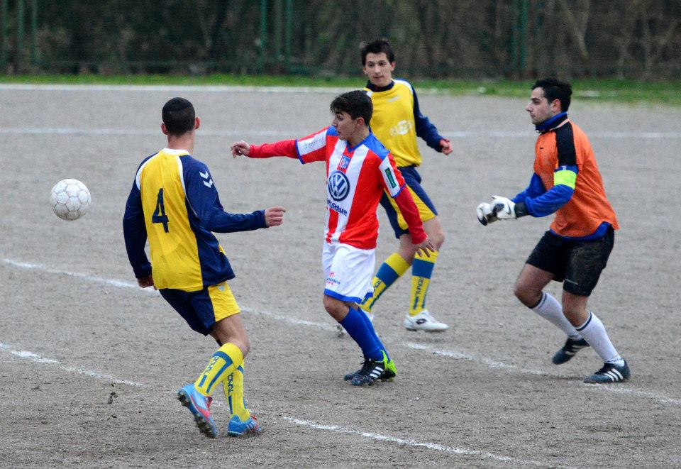 Intercasali 2005 - Olympic Salerno 0-4