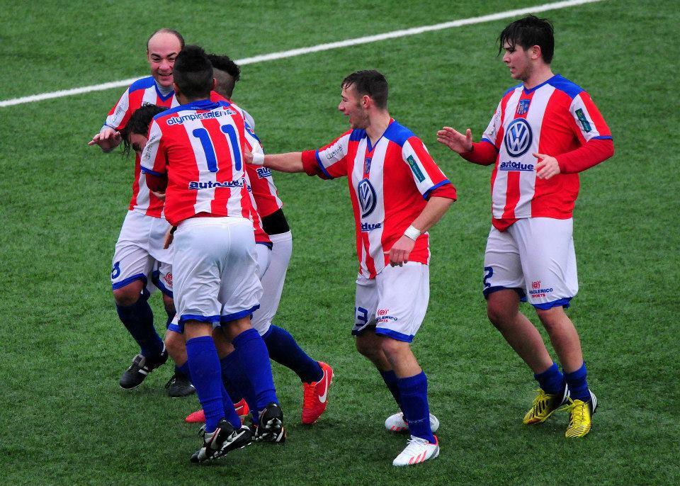 Olympic Salerno - Sporting Casalvelino 2-0