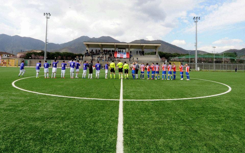Olympic Salerno - Valdiano 1-3