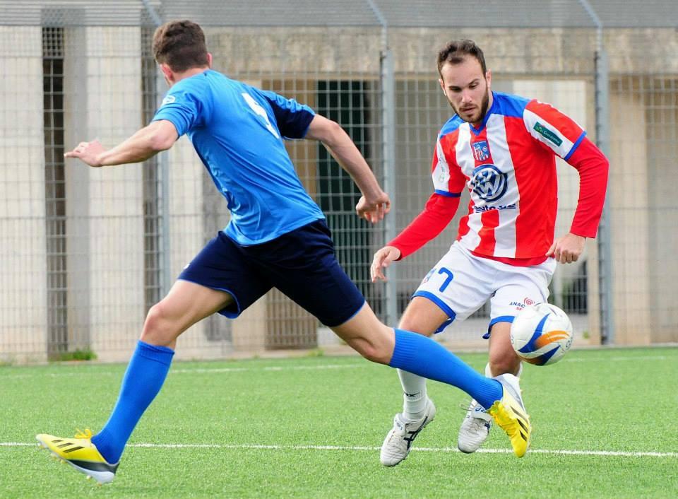 Olympic Salerno - Evoli 1-1