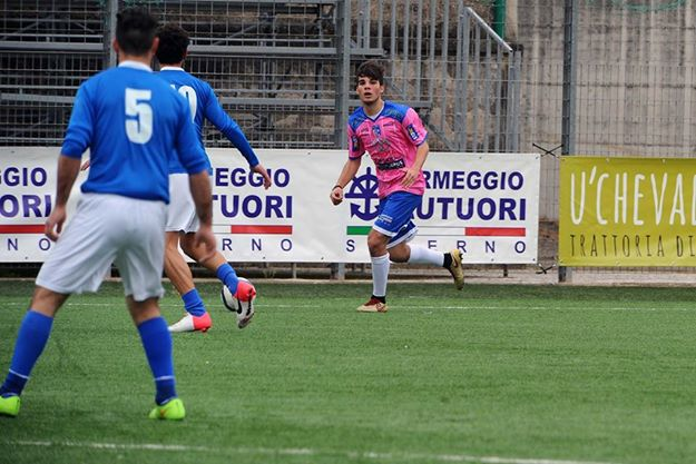 Olympic Salerno - Vigor Castellabate 2-0