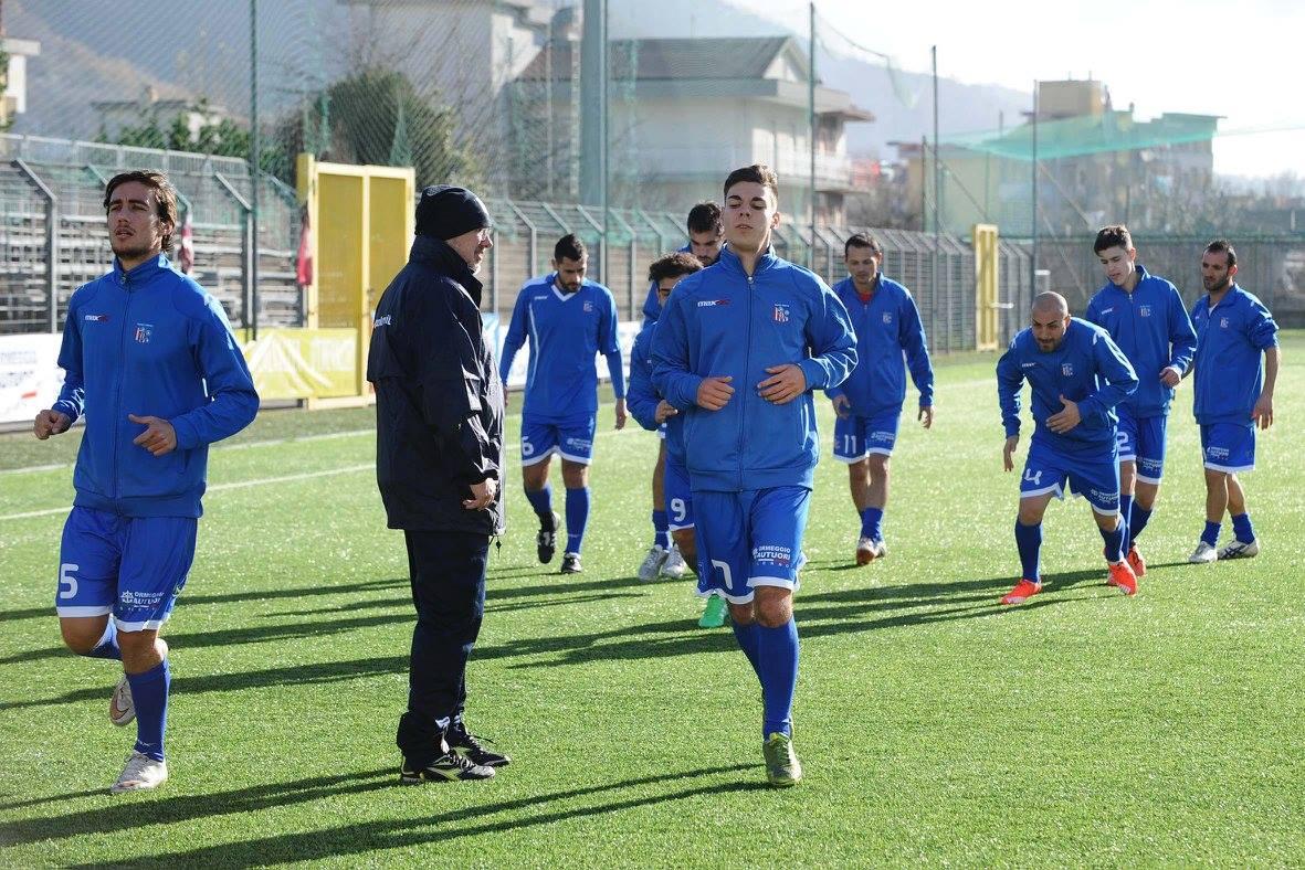 Olympic Salerno - Cannalonga 1-4