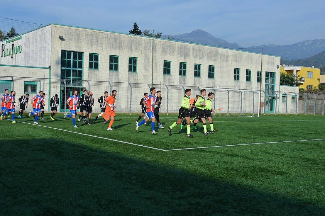 Olympic Salerno - Real Aversana 2-2