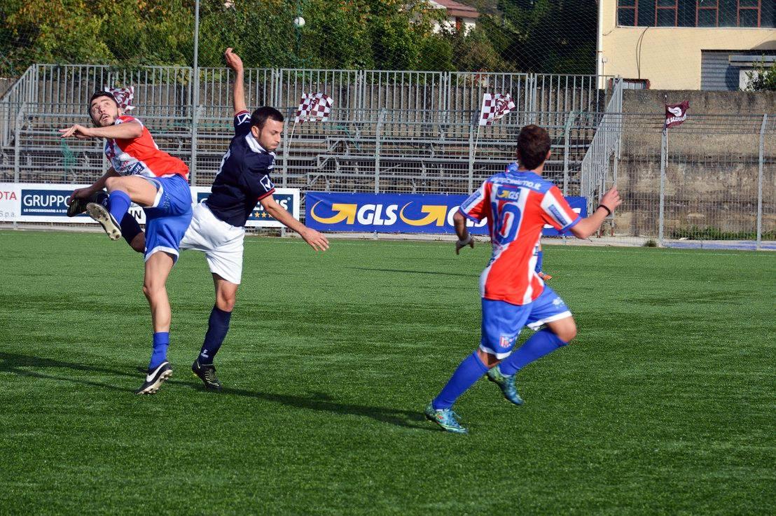 Olympic Salerno - Pandola 3-3
