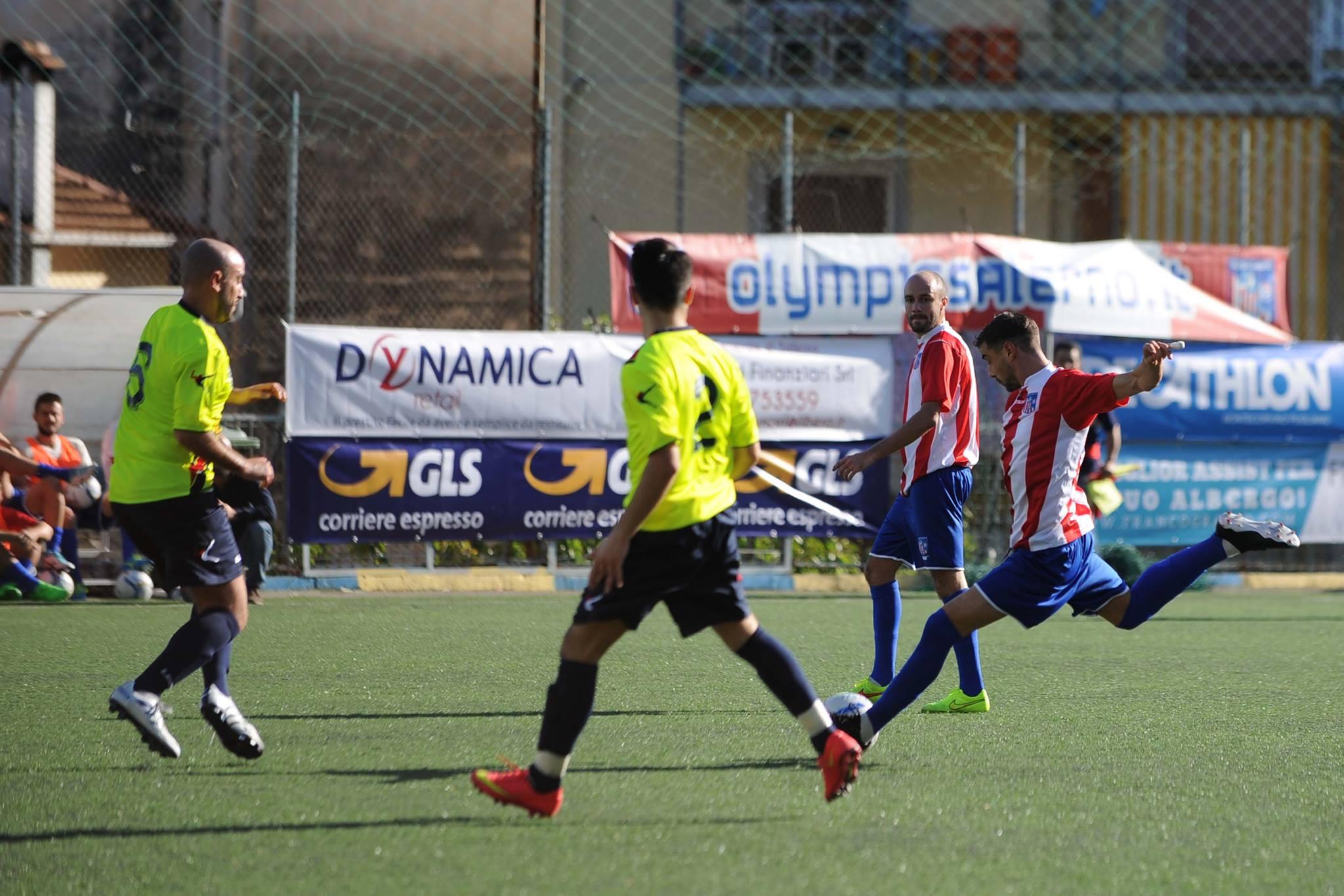 Olympic Salerno - Fisciano 2-0
