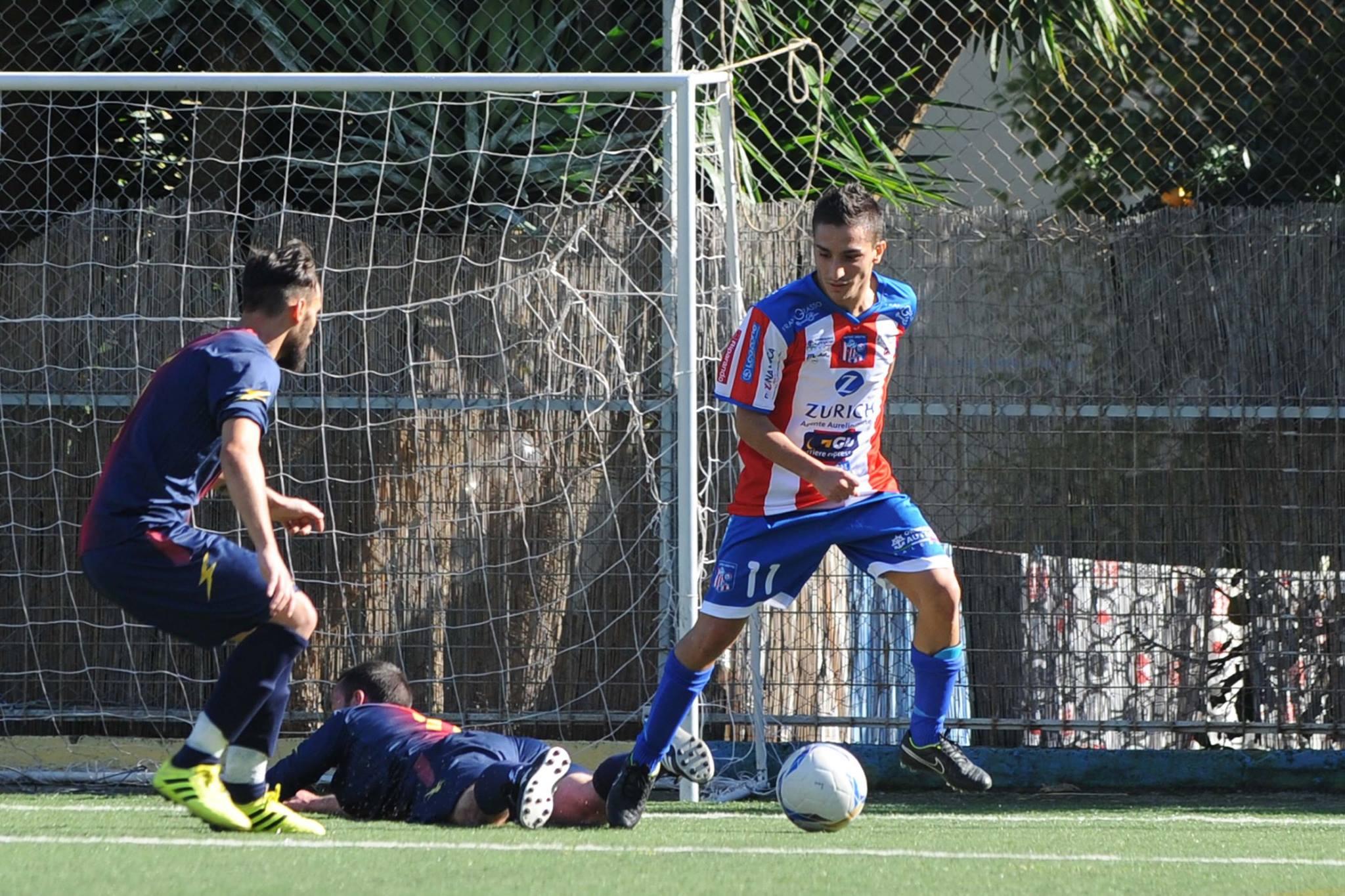 Olympic Salerno - Acerno Calcio 5-0