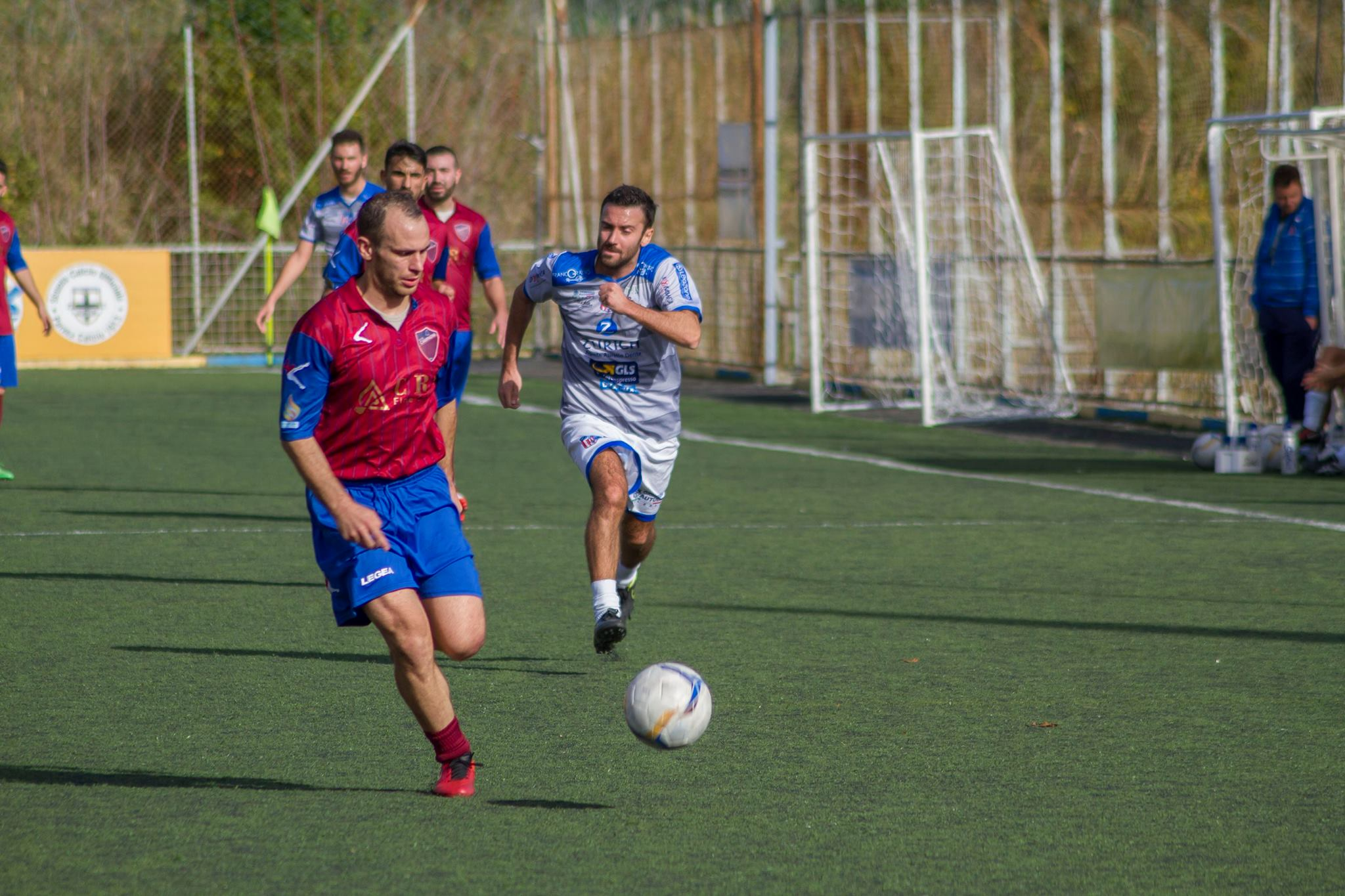 Olympic Salerno-Campagna 0-4