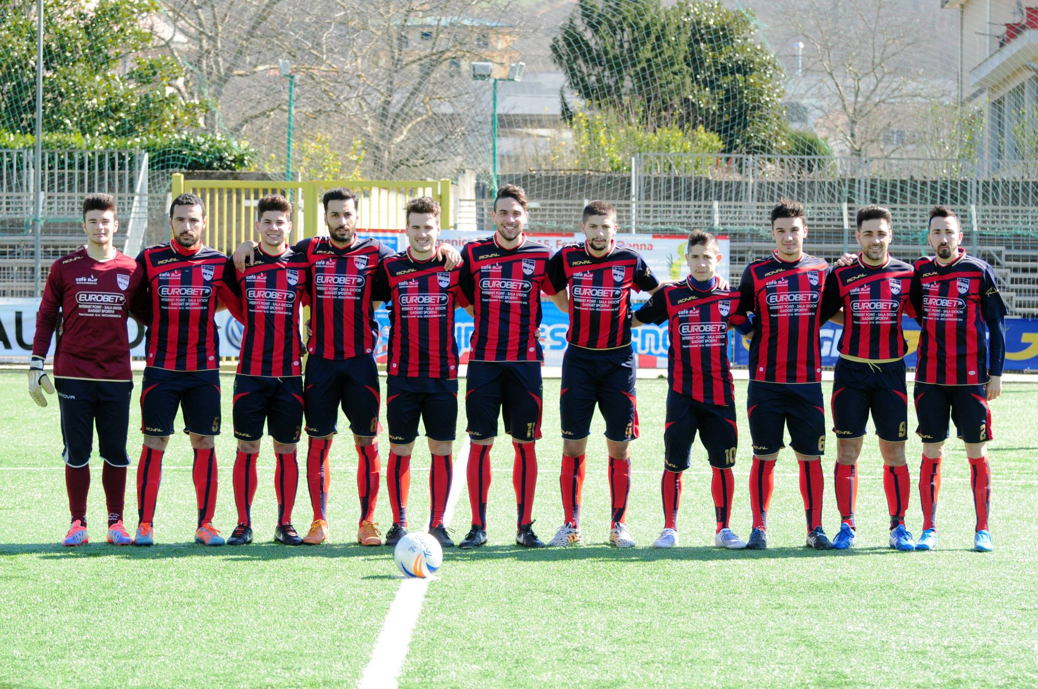 Olympic Salerno - Rocchese 0-4