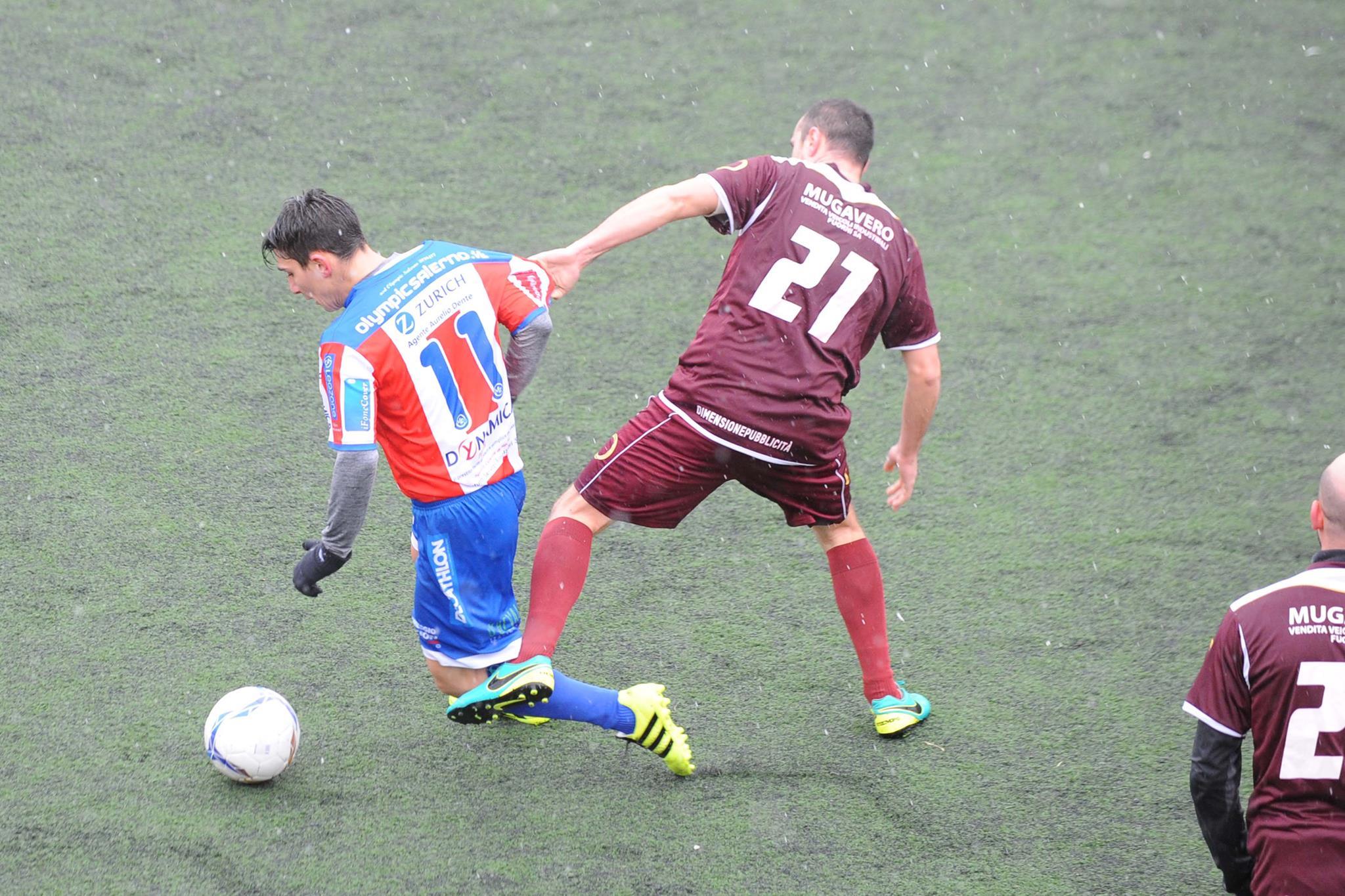 Olympic Salerno - Sporting Pontecagnano 2-0