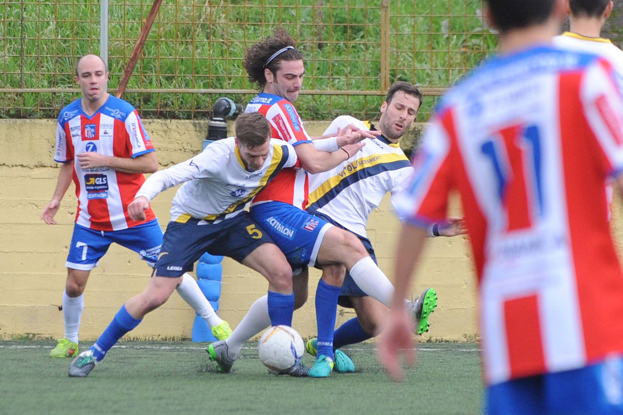 Olympic Salerno- Real Bellizzi 2-0