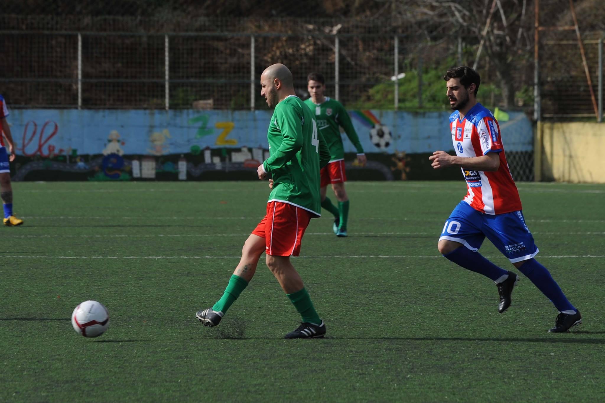 Olympic Salerno- Audax Salerno  1-1