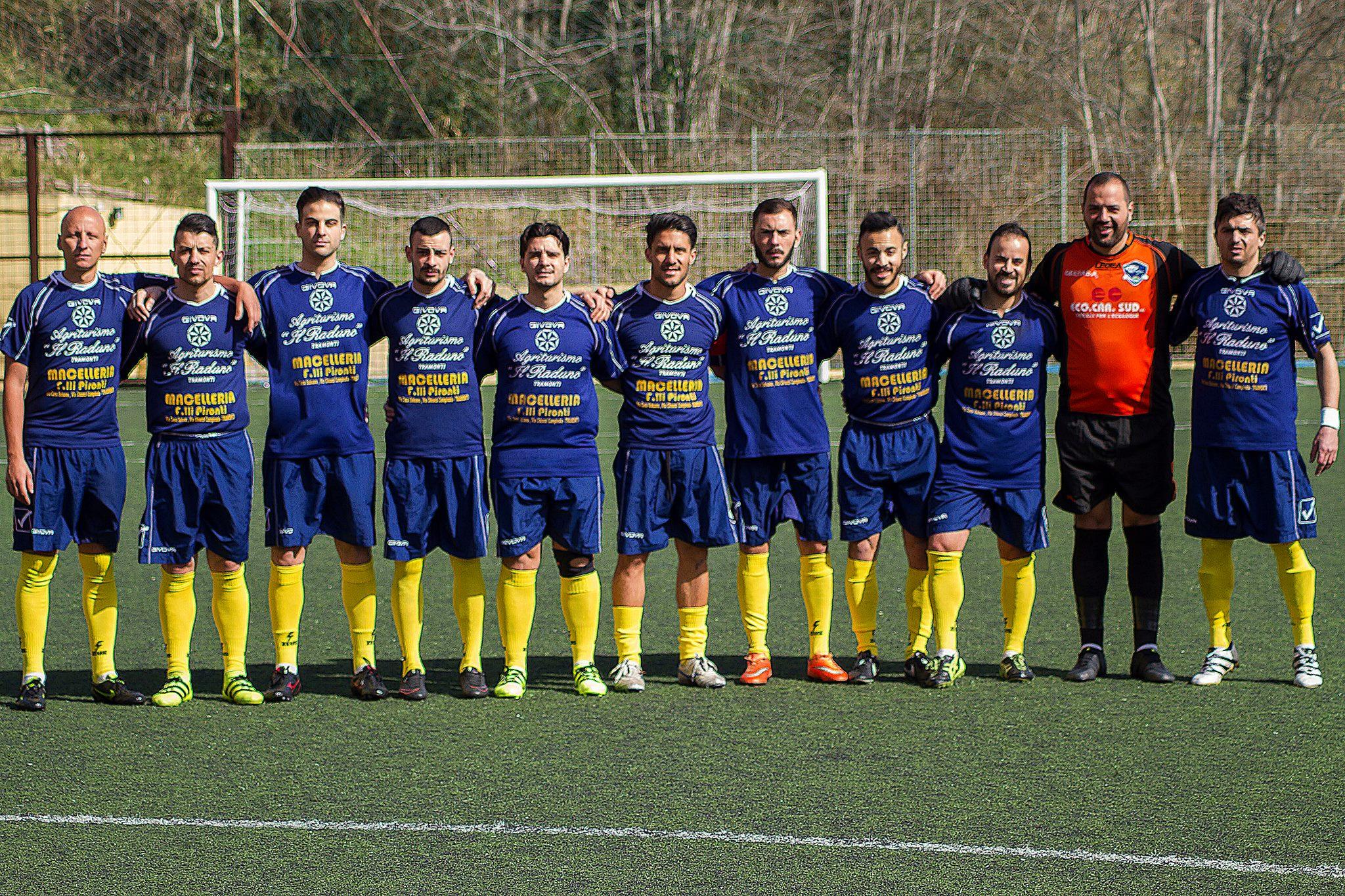 Olympic Salerno- Tramonti 3-1