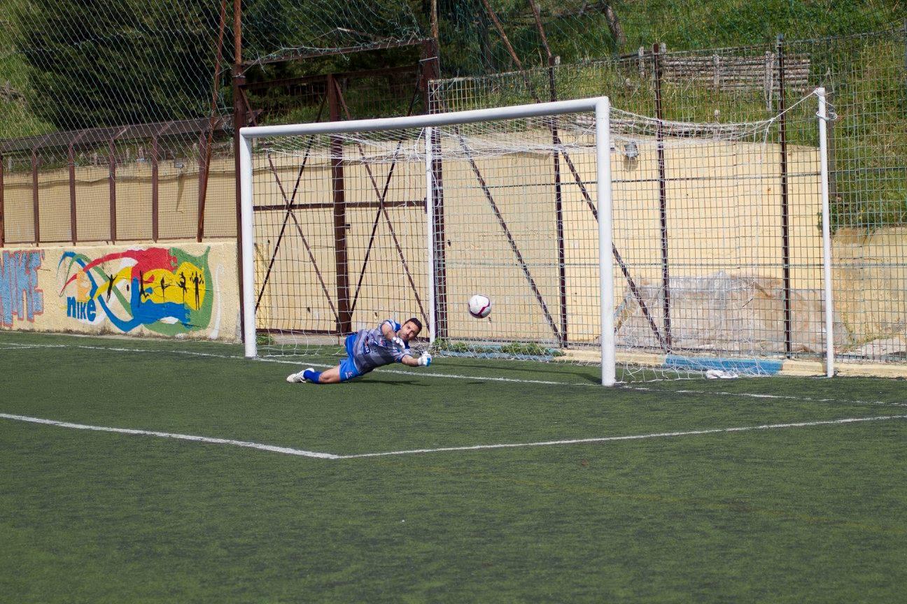 Olympic Salerno - Vignale 2009 0-2