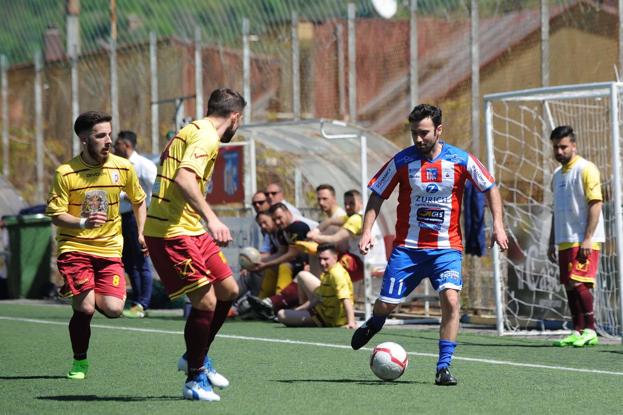 Olympic Salerno - Centro Storico 1-5