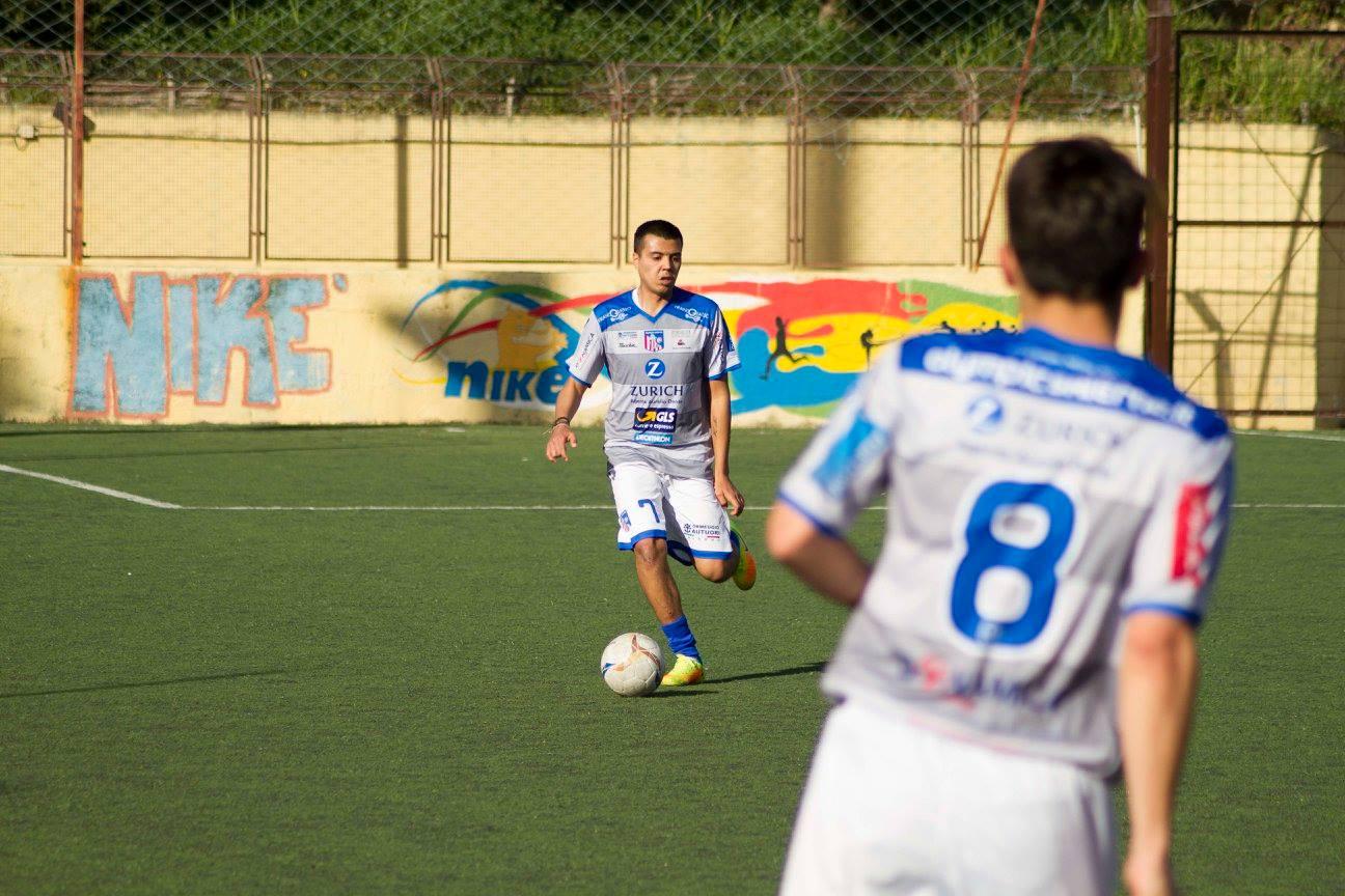 Olympic Salerno-Pol. Baronissi 1-0