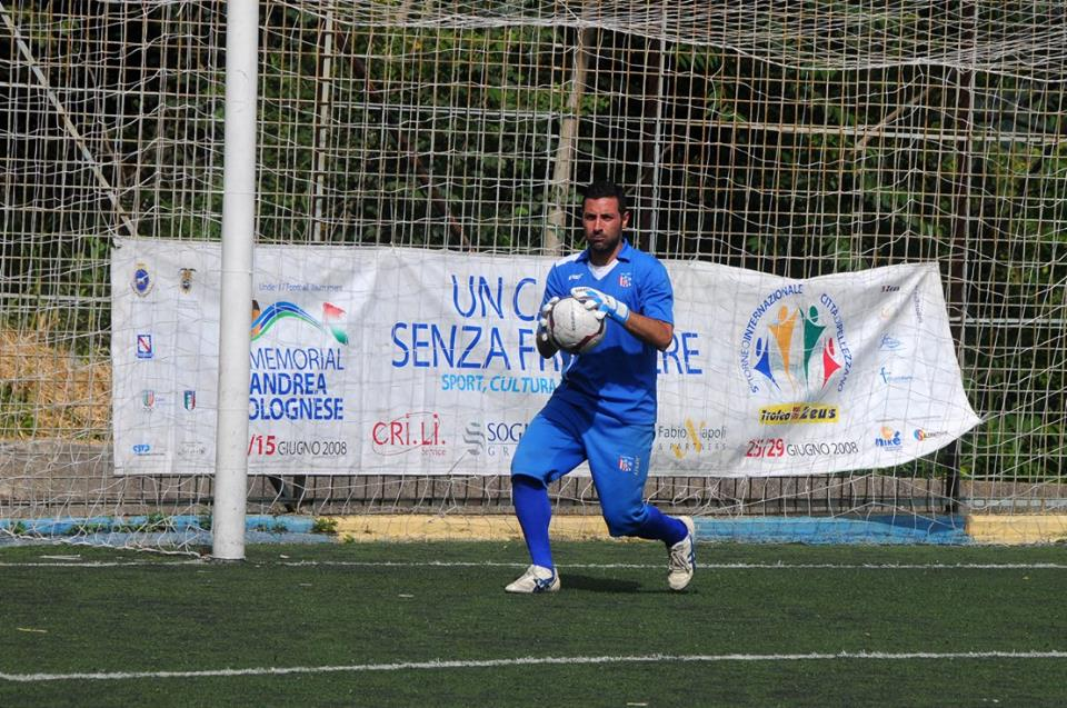 Olympic Salerno - Tramonti 2-1 Play Off