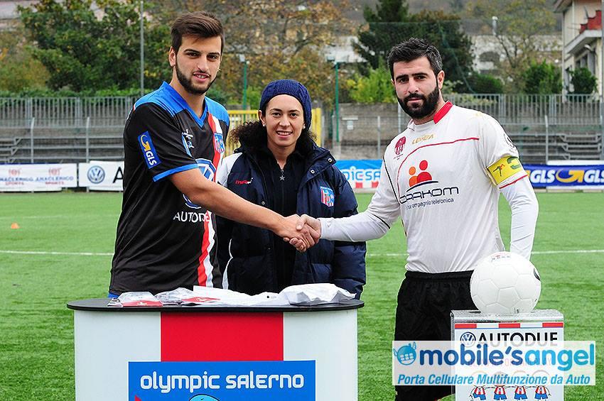 Olympic Salerno - Us Poseidon 0-0